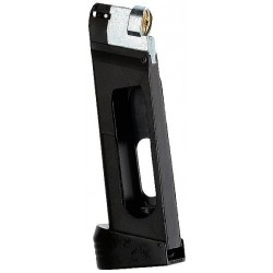 ASG 15526 Magazine GNB CO2 Sport 106 black
