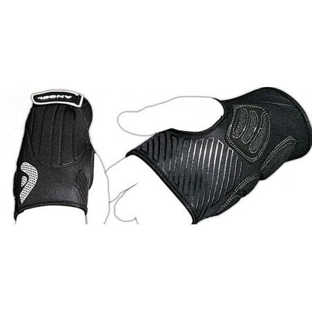 Angel paintball Gauntlet Glove Black S M