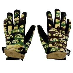 Gloves Commando Black Eagle Series M