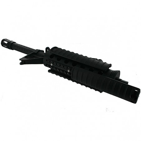 Pack 4 rail cover picatinny Black Eagle