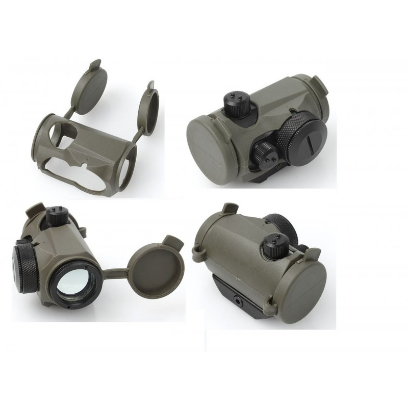 Rubber protection For Mini Red Dot Green
