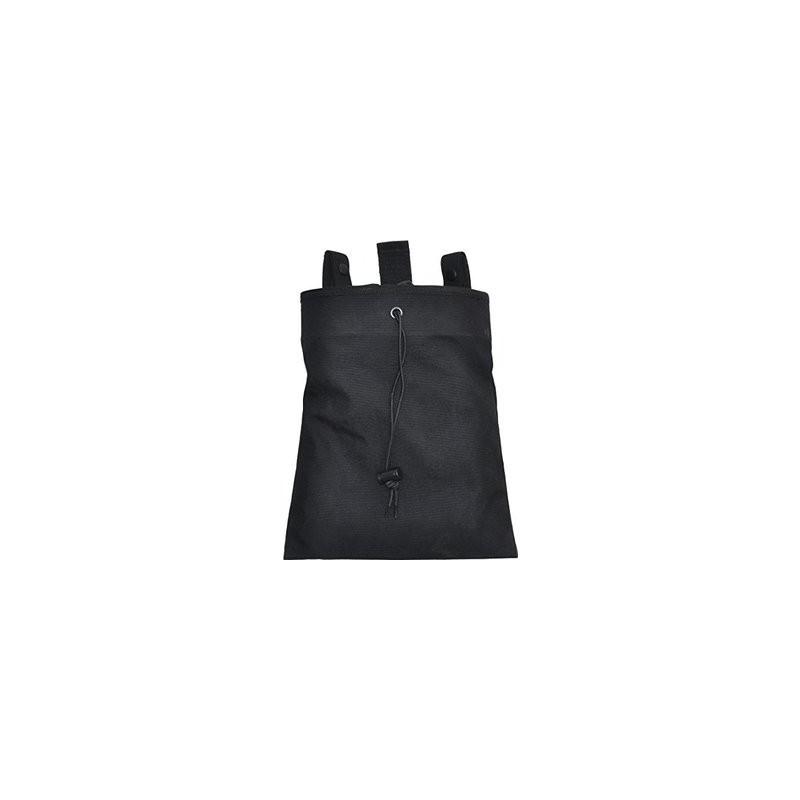 GFC UNIVERSAL POUCH FOR 3 MAGAZINES BLACK EAGLE Black