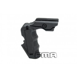 FMA MagWell and Grip for AEG / WA M4 Black [Black Eagle Corporation]