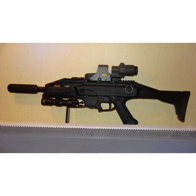 Scorpion Evo3 A1 ASG Custo 2