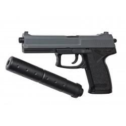 Pistole replica primavera DL60 SOCOM nero