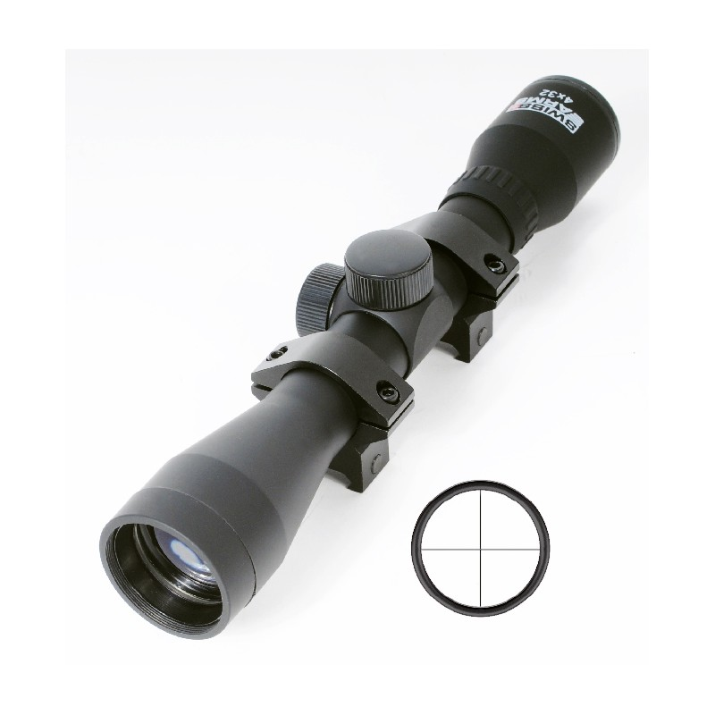 Lunette 4x32 Swiss Arms