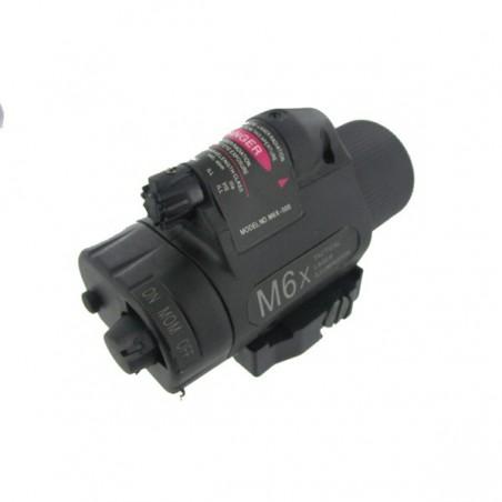 Combi laser + Lampe Commando  [Black Eagle Corporation]