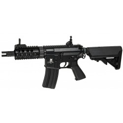 Airsoftrifle, PL, M15 DEVIL, Compact 5''