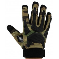 Airsoft Paintball Tactical gants Multicam XL