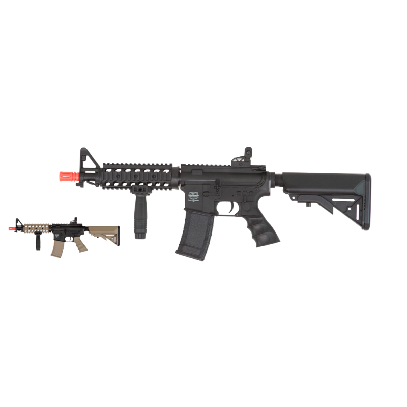 Valken Battle Machine AEG CQB-BLK