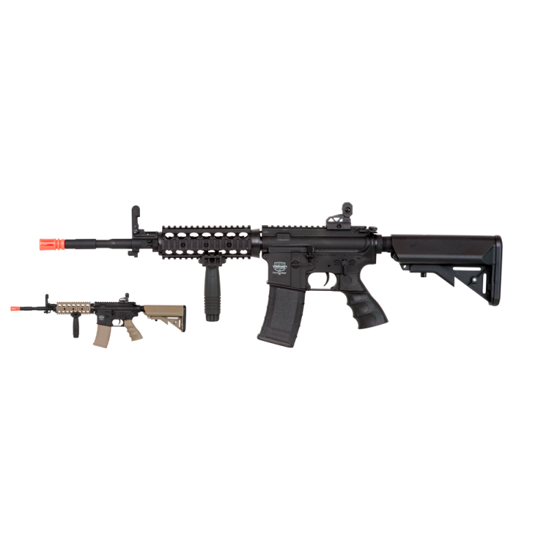 Valken Battle Machine AEG TCC-Black