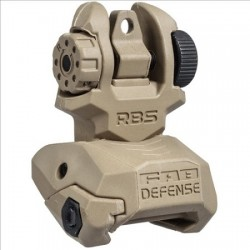 FAB Rear sight set with markings (DE)