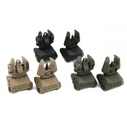 FAB Rear sight set with markings (OD)