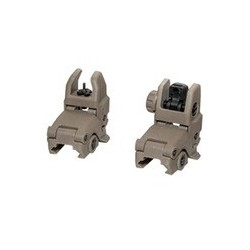 rear sight TAN MagPul