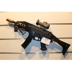 Scorpion Evo3 A1 ASG Custo Black and Gold