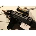 Scorpion Evo3 A1 ASG Custo Black and Gold