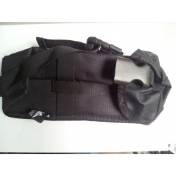 2 POCKET MAGAZINE POUCH Black