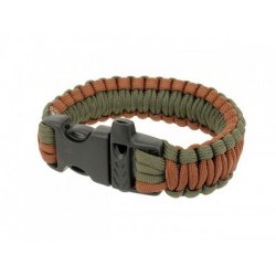 Paracord Bracelet (Brown)