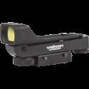 Óptica - V Tactical moldado Red Dot Sight 2 montagem dupla