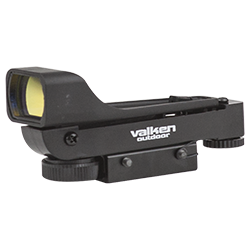 Optics - V Tactical Molded Red Dot Sight-Dual Mount