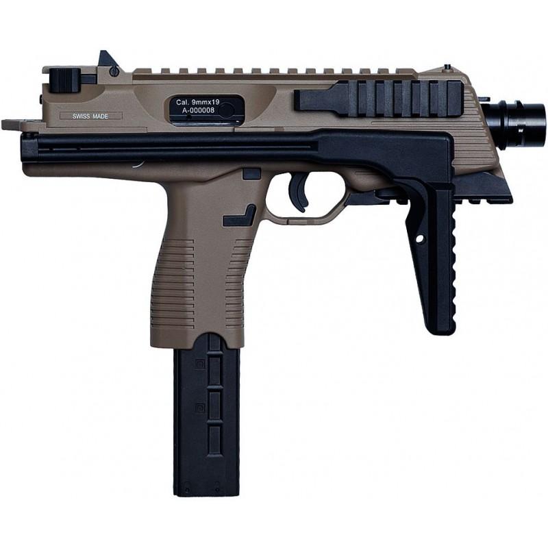 MP9 A3, desert