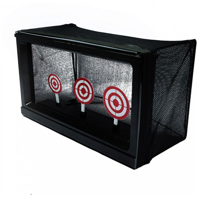 Shooting Target w. auto reset