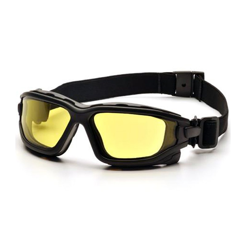 Airsoft protective glasses, Tactical, Dual Lens, Yellow