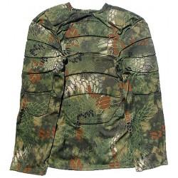 Airsoft/Paintball Padded Shirt Mandrake Black Eagle Corporation