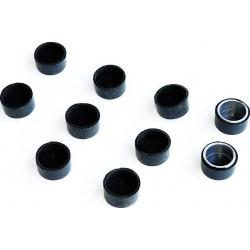 Set di 10 ammortizzatori in gomma per riduttore di velocità