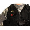 Veste SWISS ARMS Tactique BT-4 noir