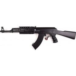KALASHNIKOV AK 47 Tactical crosse elec 6mm (+bat/char) 550BB's