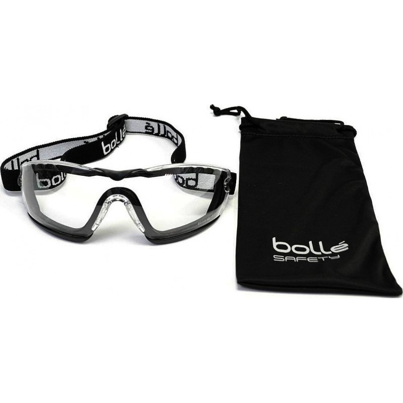 Masque BOLLE COBRA de Protection verres Blanc