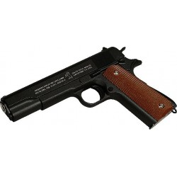 COLT 1911 metal manuel 6mm 13BB's 0,5 J. Max