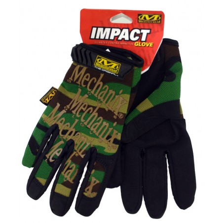 Airsoft Full Finger Tactical Safety Gloves L