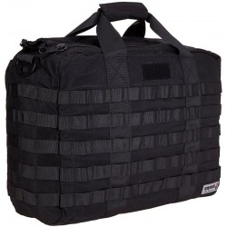Borsa per laptop tattica nera SWISS ARMS 15 ''