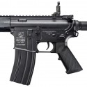 Colt M4A1 metal AEG garde main long Keymod 300BB's