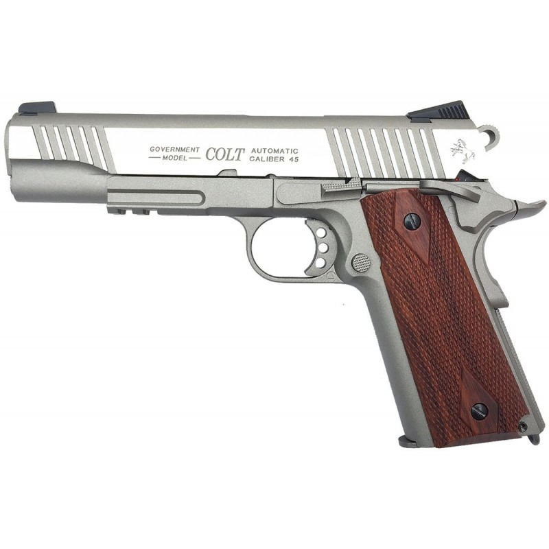 Colt Rail Gun Stainless - 1911CO