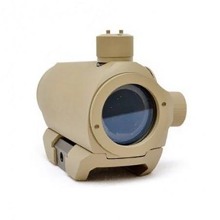 red dot scope 0004 TAN  [Black Eagle Corporation]