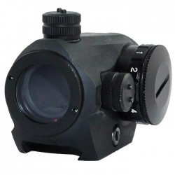 Red Dot scope 0004 1*21 black