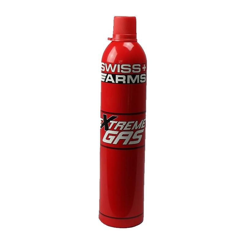 Bouteille de gaz SWISS ARMS Extreme 760ml
