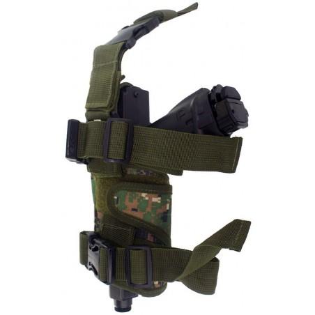 2012 Real Holster tactical Black Eagle - Digit Woodland