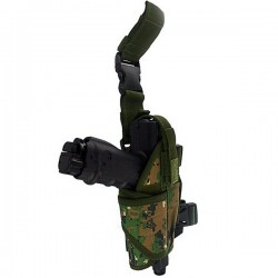 2012 Real Holster tactical Black Eagle - Digit Woodland