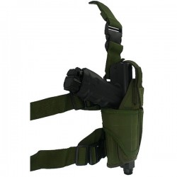 2012 Real Holster Black Eagle - OD - Olive