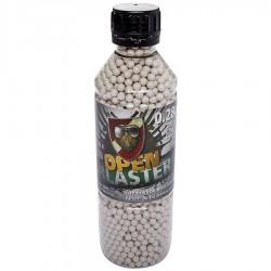Open Blaster 0,28g Bille Airsoft BB -3000 pcs. in bottle