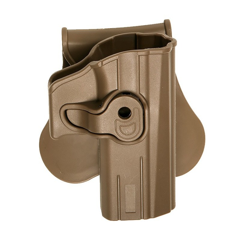 Holster, CZ P-07 and CZ P-09, Polymer, TAN