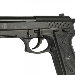 TAURUS PT92 Co2 6mm ABS Culasse Fixe 15BB's