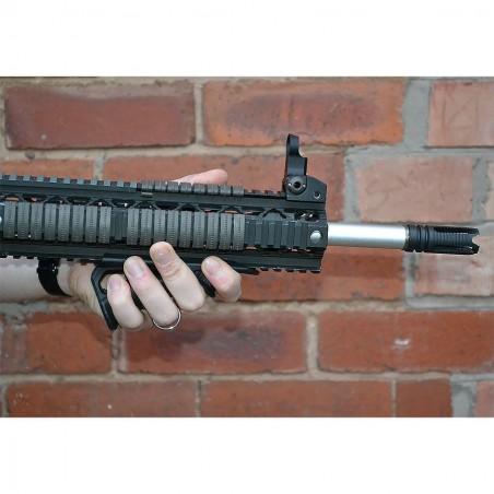 PTK Ergonomic Pointing Grip Black