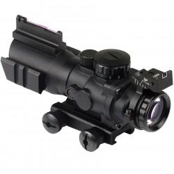 4X scope with fiber Sniper [Black Eagle Corporation]