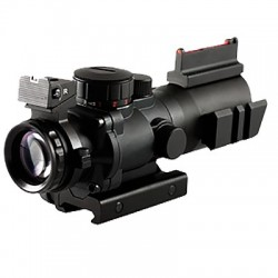 4X scope with fiber Sniper [Black Eagle Corporation]