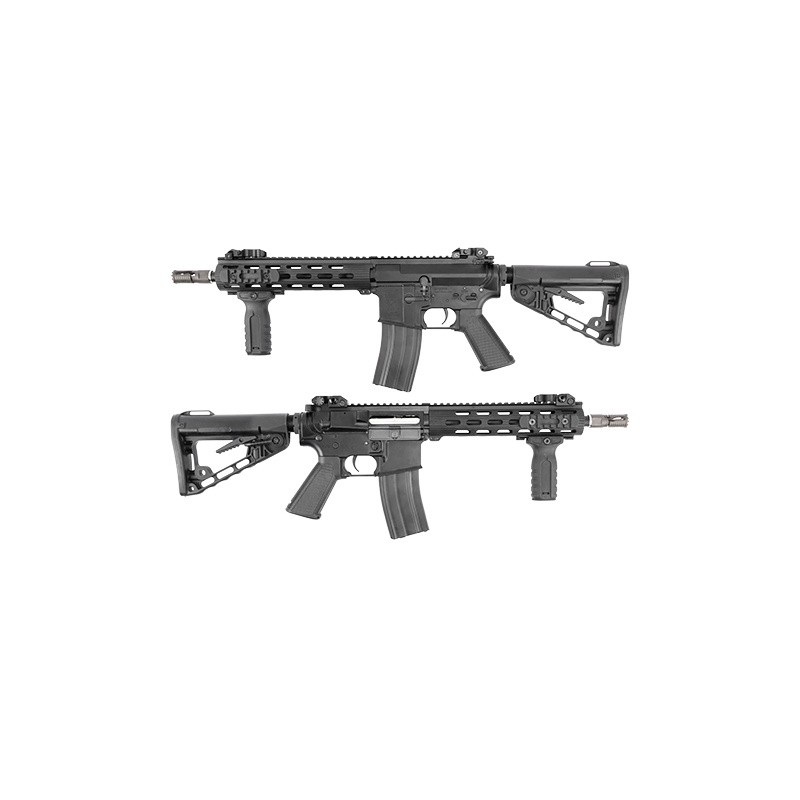 KA156 BK King Arms M4 TWS Alpha 9 Elite